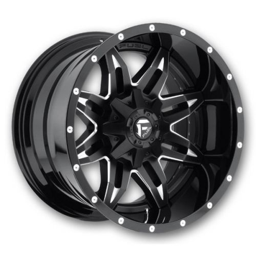 15x8 Lethal 5x5.5 for Suzuki & Jeep NB 3.75/-18 108