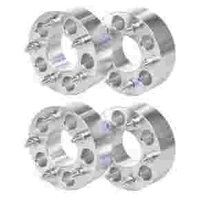 "(4) New Wheel Spacers Adapters 5X5 To 5X5 | 1.25"" Inch 32mm Thick 5x127 to 5x127"