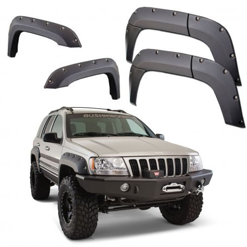 Cut Out Fender Flares Kit 1999-2004 Jeep Grand Cherokee WJ